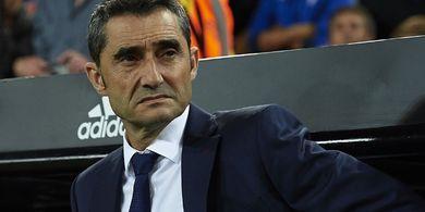 Barcelona Gagal Juara, Barang Pelatihnya Ketinggalan di Stadion