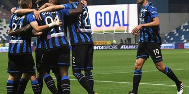 Rekap Liga Italia 2018-2019 - Dua Tim Biru Hitam Lolos ke Liga Champions
