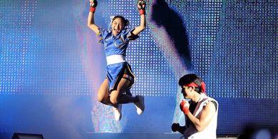 Rika Ishige, Atlet ONE Championship Thailand yang Gemar Cosplay