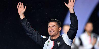 Juventus Carikan Ronaldo Rekan di Lini Depan, Anak Legenda Italia