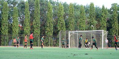 Latihan Perdana Timnas U-23 Indonesia Baru Diikuti 20 Pemain