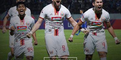 Persija Manfaatkan 3 Pemainnya untuk Meraba Kekuatan PSM Makassar