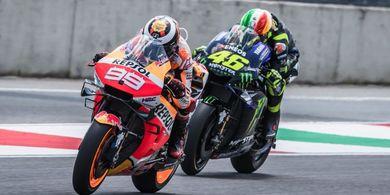 Valentino Rossi Sebut Dani Pedrosa dan Jorge Lorenzo Bisa Comeback