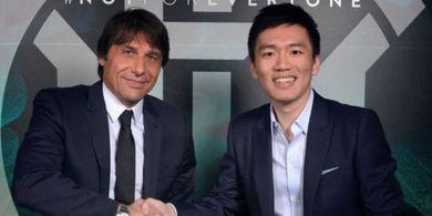 3 Alasan Inter Milan Jangan Pecat Antonio Conte