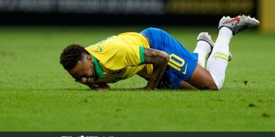 Dimarahi, Ini Kalimat yang Dilontarkan Presiden PSG Kepada Neymar