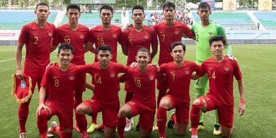 Prediksi Susunan Pemain Timnas U-23 Indonesia Kontra Arab Saudi