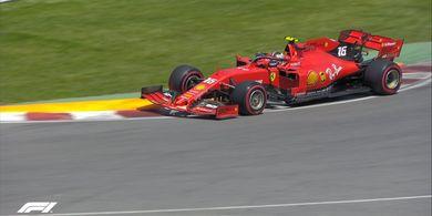 FIA Akan Gelar Dengar Pendapat soal Penalti Vettel di GP Kanada 2019