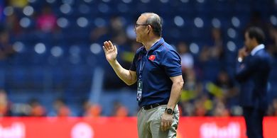 Pelatih Vietnam Puji Setinggi Langit Kekuatan Timnas U-22 Indonesia