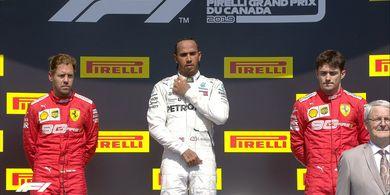 Apa Jadinya Bila Lewis Hamilton Jadi Pembalap Ferrari di Ajang F1?