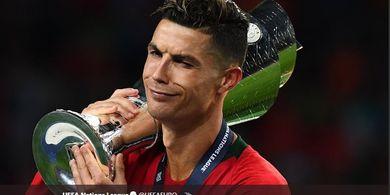 Cristiano Ronaldo: Sekarang Pemain Jelek Pun Dihargai Rp 1 Triliun