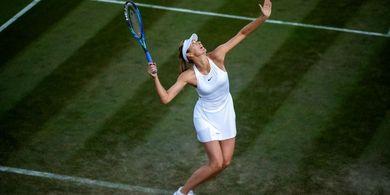 Australian Open 2020 - Maria Sharapova Langsung Tersisih pada Babak Pertama