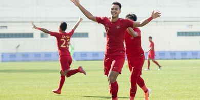 Link Live Streaming Timnas U-23 Indonesia Vs Arab Saudi, Penentuan Juara