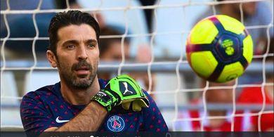 Paris Saint-Germain Diklaim Sudah Temukan Sosok Pengganti Buffon