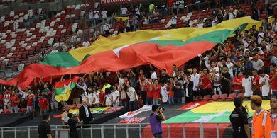 PSSI Myanmar Sumbang Mes Pemain Timnas untuk Lawan Covid-19