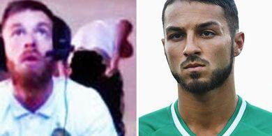 Pemain Timnas Aljazair Dikick dari Tim Setelah Vulgar di Twitch