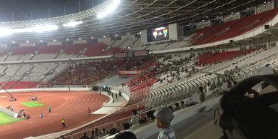 Timnas Indonesia Menaklukkan Rasa Lelah berkat Dukungan Suporter