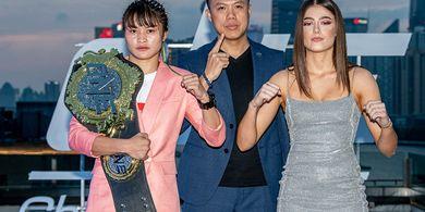 4 Duel Menarik dalam ONE: Legendary Quest di China, Ada 2 Atlet Indonesia