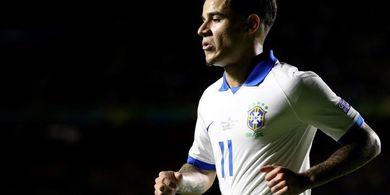 Tolak Manchester United, Philippe Coutinho Bisa Gabung PSG