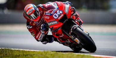 Bikin 4 Pembalap Unggulan Jatuh, Dovizioso: Lorenzo Bikin Kesalahan Besar