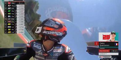Kualifikasi MotoGP Catalunya 2019 - Bocah Ajaib Prancis Pertama, Yamaha Dominan
