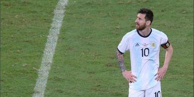 Argentina Kalah, Messi Harus Jelaskan ke Wartawan Selama 40 Menit