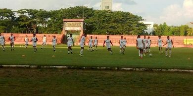 PSM Makassar Gelar Latihan Tertutup Jelang Semifinal Piala AFC 2019