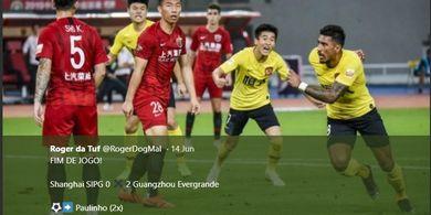 Rumor soal Pesepak Bola Asing Membuat Liga Super China Memanas