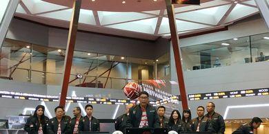 Direktur Utama BEI Dukung Penuh Bali United Melantai di Bursa Saham