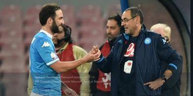 Maurizio Sarri Dianggap Khianat, Ini Daftar Pembelot dari Napoli ke Juventus