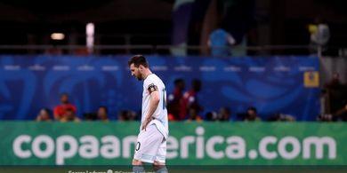 Timnas Argentina Kalah, Lionel Messi: Kami Masih Bisa Lolos