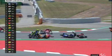 MotoGP Catalunya 2019 - Jadi Balapan Tersulit, 9 Pembalap Catat Hasil DNF