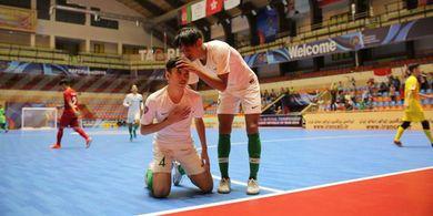 Timnas Futsal U-20 Indonesia Dikandaskan Afghanistan di Semifinal Level Asia