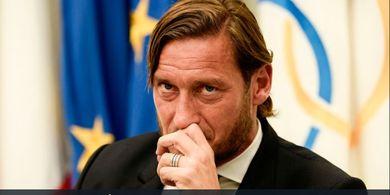Suara Francesco Totti Bangkitkan Penggemar AS Roma dari Koma