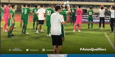 Batal Main di Kualifikasi Piala Dunia 2022, Pemain Makau Protes Cetak 39 Gol dalam Satu Partai