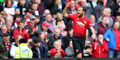 Juan Mata Selangkah Lagi Tambah Masa Bakti di Manchester United