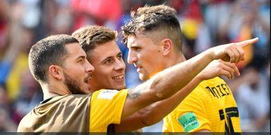 5 Pesepak Bola Bersaudara Termahal di Dunia, Duo Hazard di Puncak
