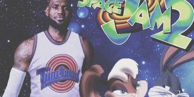 Setelah Era Michael Jordan, Space Jam Versi LeBron James Juga Akan Diperkuat Anthony Davis