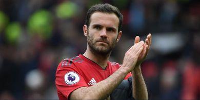 Perpanjang Kontrak, Juan Mata Sebut Kandang Man United sebagai Rumah