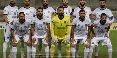 Piala AFC 2019, Penyerang Suriah Cetak Gol Super dari Tengah Lapangan