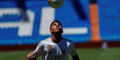 Rodrygo Goes Sudah Ditunggu Masalah karena Lini Depan Real Madrid