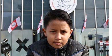Wonderkid Indonesia Tristan Alif Beri Kode Menuju Ajax Amsterdam?