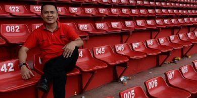 Persija Vs PSM Makassar, The Macz Man Konfirmasi Ramaikan Stadion GBK