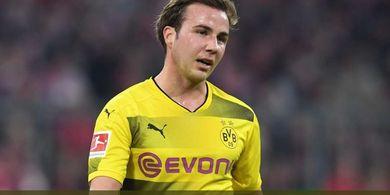 Goetze Umumkan Akan Tinggalkan Borussia Dortmund Musim Panas Ini