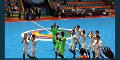 Finis di 4 Besar Asia, Prstasi Timnas Futsal U-20 Indonesia Dipuji