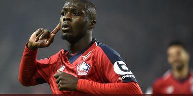 VIDEO - Goecekan Mematikkan Penggawa Arsenal, Nicolas Pepe