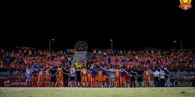 Gerak Cepat, Liga Thailand Canangkan Jadi Kompetisi Level Atas di Asia