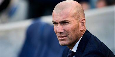 Real Madrid Lagi-lagi Dapat Hadiah Penalti, Zinedine Zidane: Yang Penting Cetak Gol