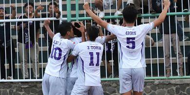 Jumpa Sriwijaya FC, Pemain Persita Siap Lanjutkan Kemenangan