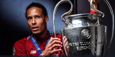Jor-joran Rp5,7 Triliun, Van Dijk Yakin Liverpool Bakal Semakin Sukses