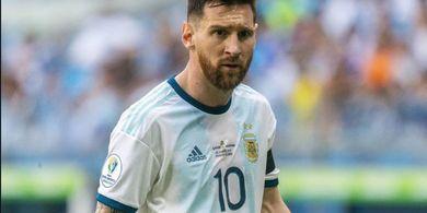 Nihil Prestasi di Timnas, Lionel Messi Dianggap Pemimpin dan Pelindung Argentina
